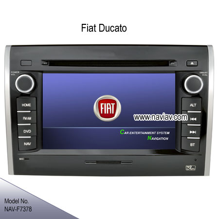 fiat ducato oem car stereo radio system dvd gps android 4. Black Bedroom Furniture Sets. Home Design Ideas