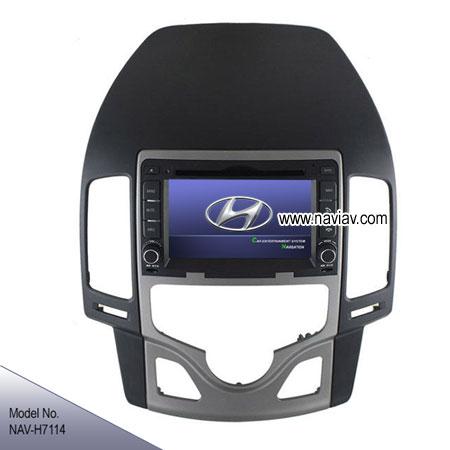 hyundai i30 auto air condition in dash stereo radio car. Black Bedroom Furniture Sets. Home Design Ideas