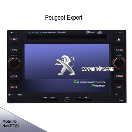 Built-in GPS/DVD/USB/SD Card slot, with HD touch screen, including FM/AM/RDS/TV System/Bluetooth ...