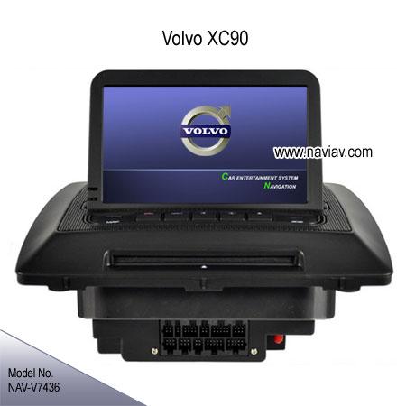 volvo xc90 oem stereo car dvd player gps navigation tv nav. Black Bedroom Furniture Sets. Home Design Ideas