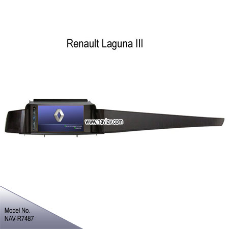 renault laguna iii stereo radio car dvd player tv. Black Bedroom Furniture Sets. Home Design Ideas
