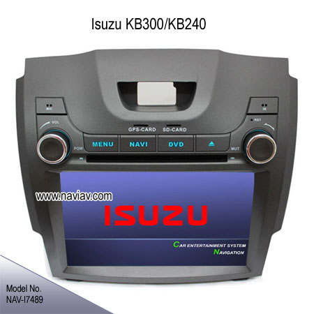 Car DVD GPS / ISUZU Series_Car dvd player GPS navigation ...