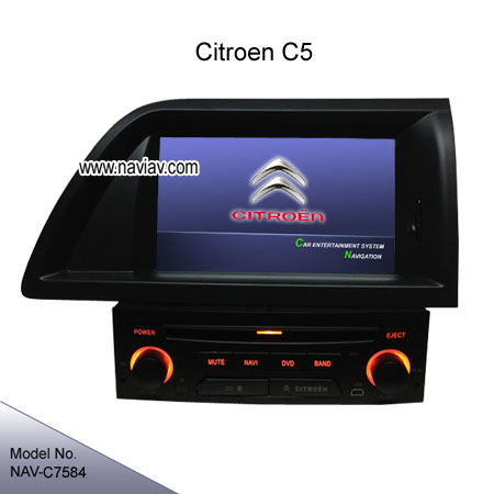 car dvd gps citroen series car dvd player gps navigation manufactory. Black Bedroom Furniture Sets. Home Design Ideas