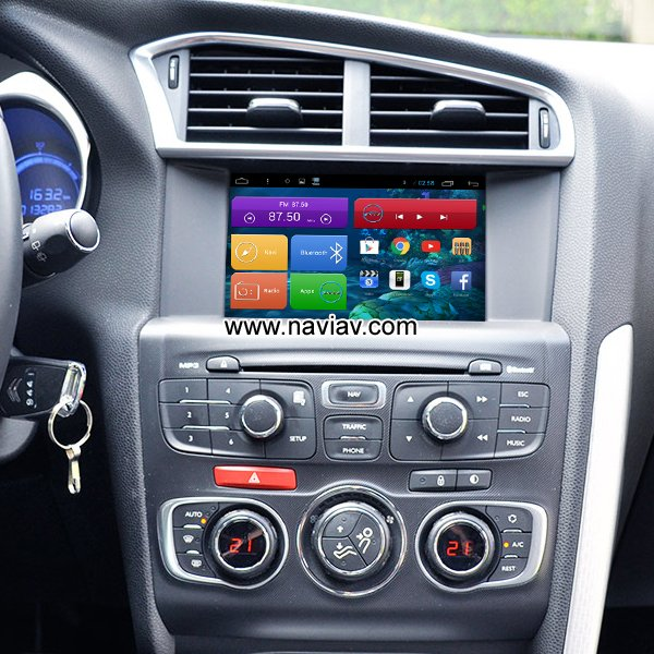 citroen ds4 android 3g wifi obd tpms car radio pc gps navigation mirror link car dvd player gps. Black Bedroom Furniture Sets. Home Design Ideas