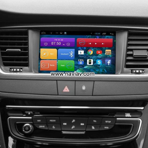 peugeot 508 android 3g wifi obd tpms car pc radio gps. Black Bedroom Furniture Sets. Home Design Ideas