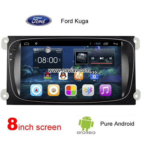 ford kuga multimedia car pc radio video pure android wifi gps navigation car dvd player gps. Black Bedroom Furniture Sets. Home Design Ideas