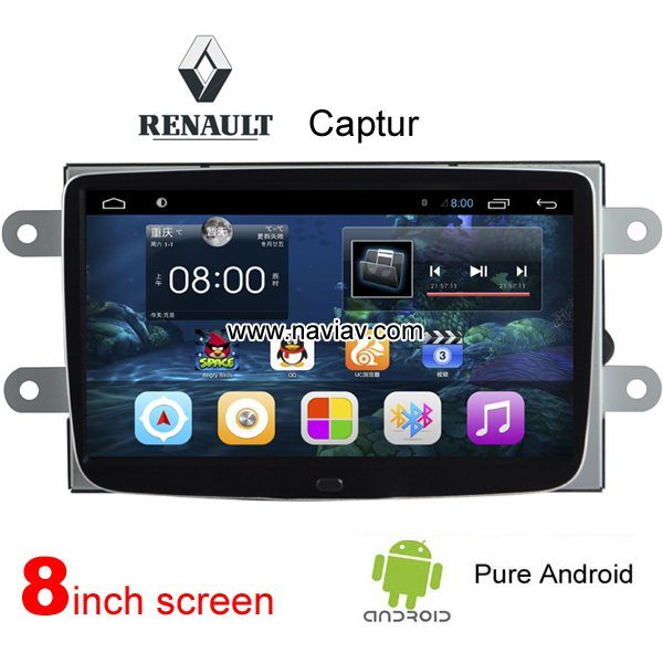 renault captur multimedia car pc radio video pure android wifi gps navigation car dvd player gps. Black Bedroom Furniture Sets. Home Design Ideas