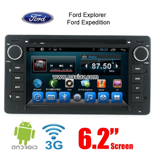 products details android navigation ford expedition