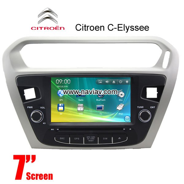 car dvd gps citroen series car dvd player gps navigation. Black Bedroom Furniture Sets. Home Design Ideas