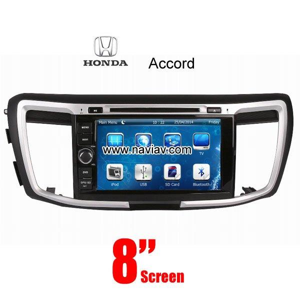 Car DVD GPS / HONDA Series_Car dvd player GPS navigation