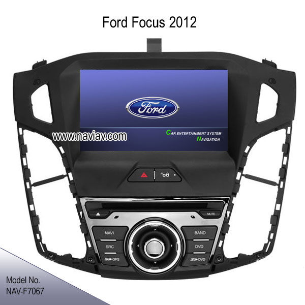 ford focus 2012 factory oem in dash radio dvd player tv. Black Bedroom Furniture Sets. Home Design Ideas