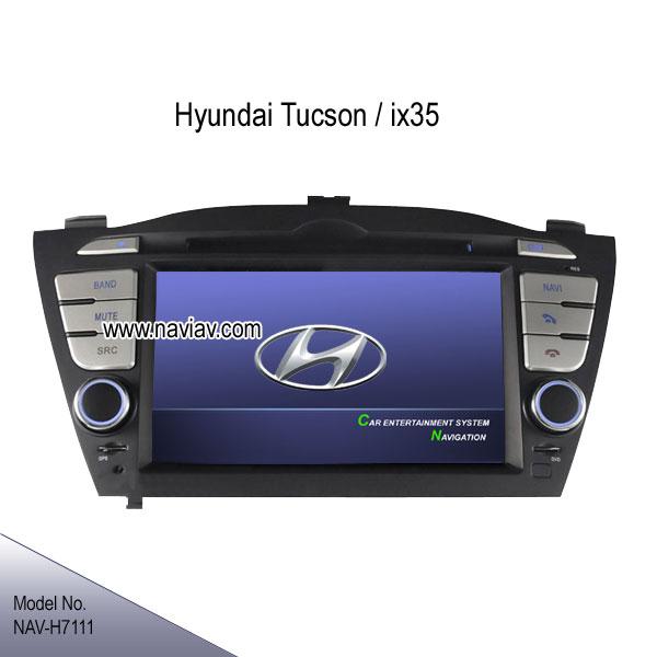 hyundai tucson ix35 oem in dash radio dvd player gps. Black Bedroom Furniture Sets. Home Design Ideas