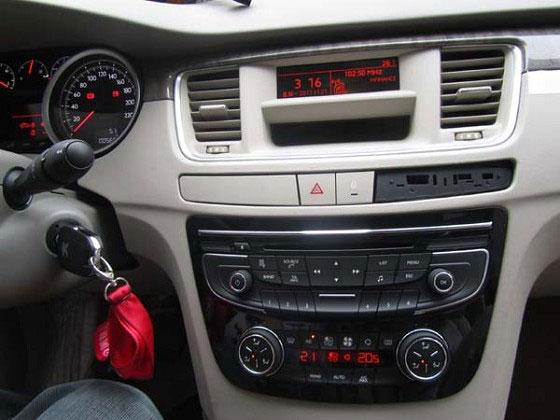peugeot 508 oem in dash stereo radio car dvd player tv gps navi ipod nav p7064 car dvd player. Black Bedroom Furniture Sets. Home Design Ideas