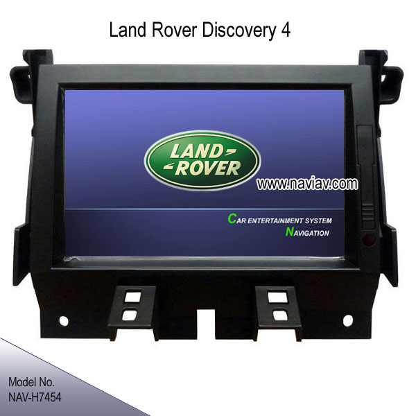 Land Rover Discovery 4 Lr4 2012 3d Model: Special Features: