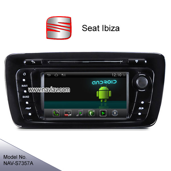 android 4 2 seat ibiza radio car dvd gps wifi 3g obd2 automobile data recorder tpms nav s7357a. Black Bedroom Furniture Sets. Home Design Ideas