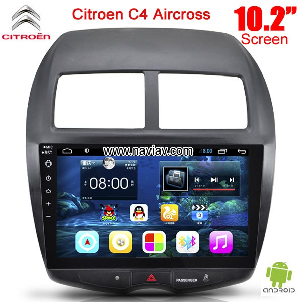 citroen c4 aircross android 3g wifi obd tpms car radio pc gps navigation mirror link car dvd. Black Bedroom Furniture Sets. Home Design Ideas