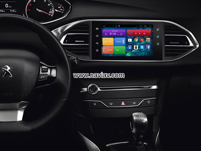 peugeot 308 android 3g wifi obd tpms car pc radio gps navigation mirror link car dvd player gps. Black Bedroom Furniture Sets. Home Design Ideas