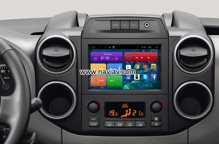 peugeot partner android 3g wifi obd tpms car pc radio gps. Black Bedroom Furniture Sets. Home Design Ideas